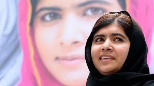 Malala Yousafzai; Foto: picture-alliance