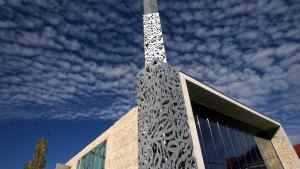 Moschee in Penzberg; Foto: dpa/picture-alliance