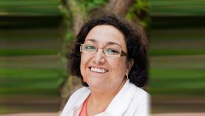Bochra Belhadj Hamida; Foto: baya.tn