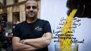 Der ägyptische Theaterregisseur Ahmed el-Attar; Foto: Studio Emad Eddin Foundation (SEE)