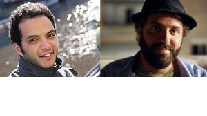 Iskander Ahmad Abdalla (links) und Yuval Ben-Ami (rechts); Foto: Goethe Institut