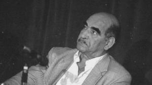 Der marokkanische Philosoph Mohammed Abed Al-Jabri