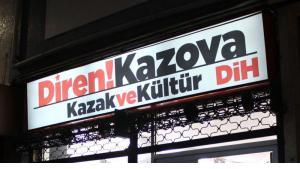 Kazova-Verkaufsladen im Istanbuler Stadtteil Bomonti, Foto: Ekrem Güzeldere