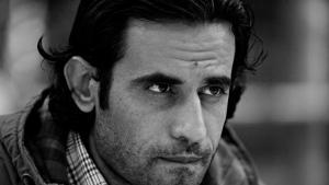 Der syrische Blogger Aboud Saeed; Foto: Hartwig Klappert