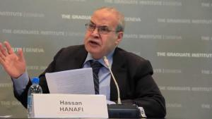 Hassan Hanafi; Foto: Youtube