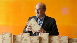 Salman Rushdie; Foto: DW