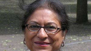 Pakistanerin Asma Jahangir; Foto: wikimedia
