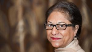 Asma Jahangir; Foto: Wolfgang Schmidt/Right Livelihood Award Foundation