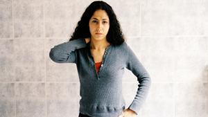 Die ägyptische Theaterdirektorin Laila Soliman; Foto: Ruud Gielens