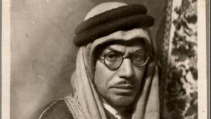 Leopold Weiss alias Muhammad Asad; Foto: Patmos Verlag