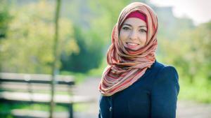 Khola Maryam Hübsch; Foto: privat