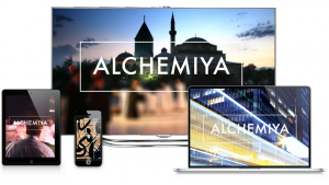 """Alchemiya""-Logo; Quelle: Alchemiya"