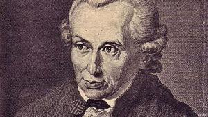 Der Deutsche Aufklärer Immanuel Kant. Foto: Döbler / DW