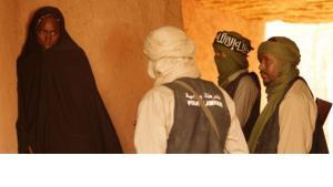 """Gegenüber der neuen Ordnung: radikale Islamisten in """"Timbuktu"""" von Abderrahmane Sissako"""
