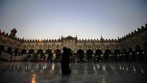 Al-Azhar in Kairo; Foto: Getty Images