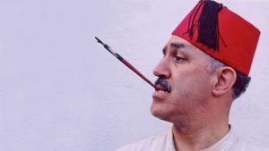 Der arabischstämmige Karikaturist Khalil; Foto: privat
