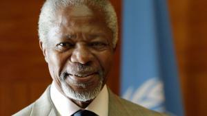 Kofi Annan; Foto: Reuters