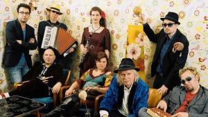 Das Tabadoul Orchestra aus Köln; Foto: privat
