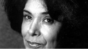 Die algerische Schriftstellerin Assia Djebar; Foto: picture-alliance/obs