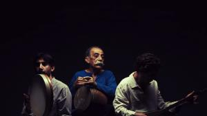 "Das ""Trio Chemirani""; Foto: Harmonia Mundi"