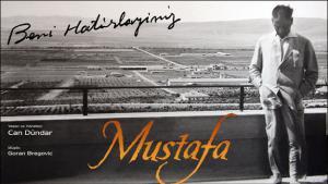 "Filmplakat ""Mustafa"" von Can Dünar"