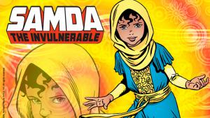 The 99 (arabisch: الـ ٩٩ al 99), ist eine Comicreihe über ein islamisches Superheldenteam; herausgegeben wird es von dem kuwaitischen Comicbuchverlag Teshkeel Comics; Quelle: Teshkeel Media Group