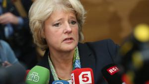 Kulturstaatsministerin Monika Grütters; Foto: Gallup/Getty Images