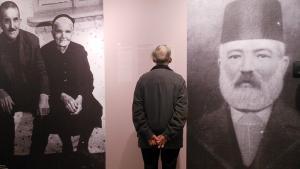 """Ausstellung  """"Speaking to one another"""" - Persönliche Erinnerungen an die Vergangenheit in Armenien und in der Türkei; Foto: DW"""