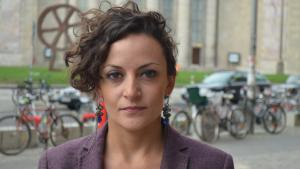 Die jemenitische Regisseurin Sara Ishaq; Foto: Nader Alsarras
