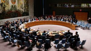 Der UN-Sicherheitsrat stimmt am 22.02.2014 über eine Syrien-Resolution ab; Foto: Reuters
