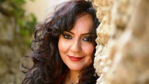 Die persische Sängerin Mahsa Vahdat; Foto: privat
