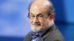 Salman Rushdie; Foto: AP