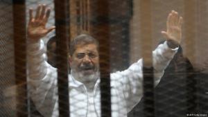 Ägyptens Ex-Präsident Mohammed Mursi. Foto: AFP/ Getty Images