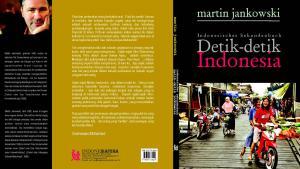 """Buchcover: Martin Jankowskis """"Indonesisches Sekundenbuch"""""""
