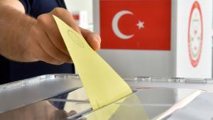 Symbolbild Parlamentswahlen in der Türkei; Foto: Uli Deck/dpa