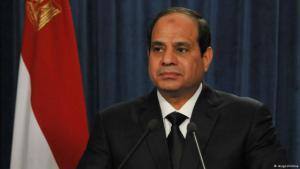 Ägyptens Präsident Abdel Fattah Al-Sisi; Foto: imago/ Xinhua