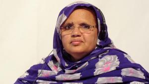 Fatimetou Mint Abdel Malick; Foto: DW