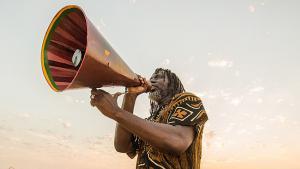 Tiken Jah Fakoly; Foto: Y. Lenquette