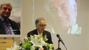 Abolhassan Banisadr; Foto: Aida Qajar
