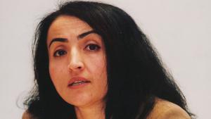 Die türkische Politologin Dr. Gülistan Gürbey; Foto: privat