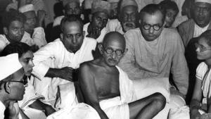 Mahatma Gandhi; Foto: dpa