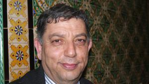 Alaya Allani, Professor für Zeitgeschichte an der Manouba-Universität in Tunis; Foto: Beat Stauffer