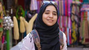 Esraa el-Taweel; Foto: privat