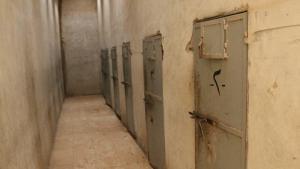 Zellen im Foltergefängnis von Tadmor, Syrien; Foto: privat