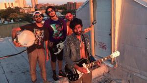 """Punkband """"The Kominas"""" aus Boston (USA); Foto: Eddie Austin/Facebook.com/Kominas"""