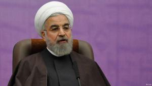 Irans Präsident Hassan Rohani; Foto: Isna