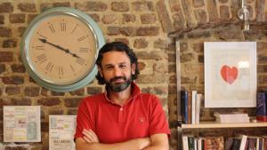 Samer Al Kadri; Foto: Ekrem Güzeldere