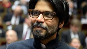 Pankaj Mishra. Foto: picture alliance / dpa
