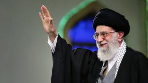 Ayatollah Ali Khamenei; Foto: picture-alliance/dpa/Offical Supreme Leader Website