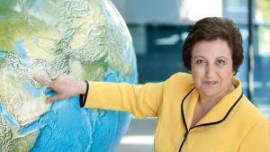 Shirin Ebadi, Foto: DW